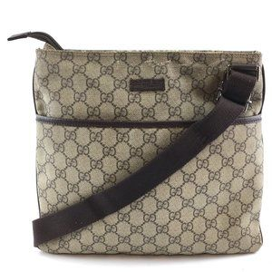 Shoulder Gg Supreme Guccissima Messenger Bag